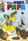 Cover for Baby Huey and Papa (Harvey, 1962 series) #12