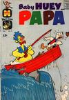 Cover for Baby Huey and Papa (Harvey, 1962 series) #15