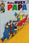 Cover for Baby Huey and Papa (Harvey, 1962 series) #23