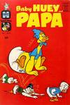 Cover for Baby Huey and Papa (Harvey, 1962 series) #24