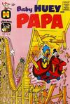 Cover for Baby Huey and Papa (Harvey, 1962 series) #32