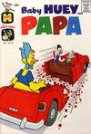 Cover for Baby Huey and Papa (Harvey, 1962 series) #33