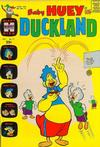 Cover for Baby Huey in Duckland (Harvey, 1962 series) #11