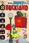 Cover for Baby Huey in Duckland (Harvey, 1962 series) #12