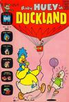 Cover for Baby Huey in Duckland (Harvey, 1962 series) #15