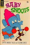 Cover Thumbnail for Baby Snoots (1970 series) #9 [Gold Key Variant]