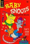 Cover for Baby Snoots (Western, 1970 series) #12 [Gold Key]