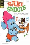 Cover for Baby Snoots (Western, 1970 series) #13 [Gold Key Variant]