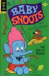 Cover for Baby Snoots (Western, 1970 series) #19