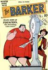 Cover for The Barker (Quality Comics, 1946 series) #10