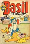 Cover for Basil (St. John, 1953 series) #1