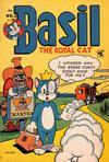 Cover for Basil (St. John, 1953 series) #2