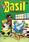 Cover for Basil (St. John, 1953 series) #4