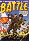 Cover for Battle (Marvel, 1951 series) #4