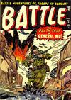 Cover for Battle (Marvel, 1951 series) #5