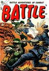 Cover for Battle (Marvel, 1951 series) #23