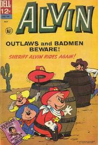 Cover Thumbnail for Alvin (Dell, 1962 series) #19
