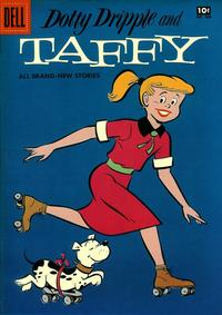 Cover Thumbnail for Four Color (Dell, 1942 series) #903 - Dotty Dripple and Taffy