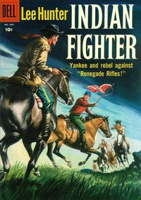 Cover Thumbnail for Four Color (Dell, 1942 series) #904 - Lee Hunter, Indian Fighter
