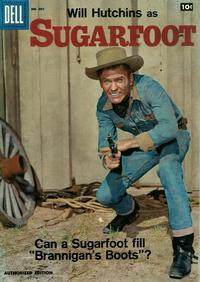 Cover Thumbnail for Four Color (Dell, 1942 series) #907 - Sugarfoot