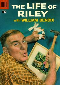 Cover Thumbnail for Four Color (Dell, 1942 series) #917 - The Life of Riley
