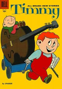 Cover Thumbnail for Four Color (Dell, 1942 series) #923 - Timmy