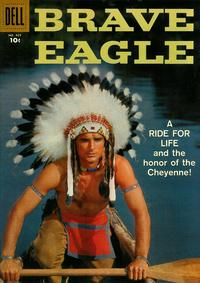 Cover Thumbnail for Four Color (Dell, 1942 series) #929 - Brave Eagle