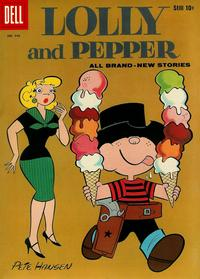 Cover Thumbnail for Four Color (Dell, 1942 series) #940 - Lolly and Pepper
