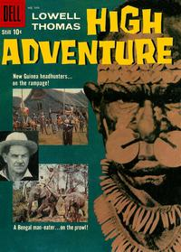 Cover Thumbnail for Four Color (Dell, 1942 series) #949 - High Adventure