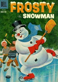 Cover Thumbnail for Four Color (Dell, 1942 series) #950 - Frosty the Snowman