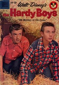 Cover Thumbnail for Four Color (Dell, 1942 series) #964 - Walt Disney's The Hardy Boys