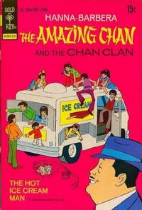 Cover Thumbnail for Hanna-Barbera The Amazing Chan and the Chan Clan (Western, 1973 series) #1