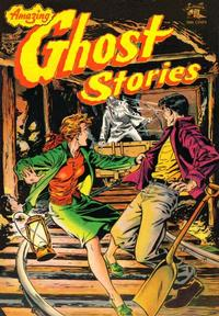 Cover Thumbnail for Amazing Ghost Stories (St. John, 1954 series) #16