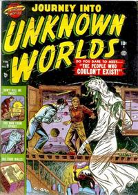 Cover Thumbnail for Journey into Unknown Worlds (Marvel, 1951 series) #9