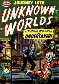 Cover Thumbnail for Journey into Unknown Worlds (Marvel, 1951 series) #10