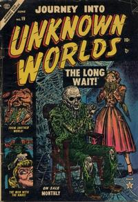 Cover Thumbnail for Journey into Unknown Worlds (Marvel, 1951 series) #19
