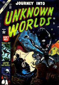 Cover Thumbnail for Journey into Unknown Worlds (Marvel, 1951 series) #23