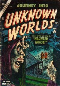 Cover Thumbnail for Journey into Unknown Worlds (Marvel, 1950 series) #26