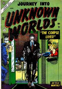 Cover Thumbnail for Journey into Unknown Worlds (Marvel, 1951 series) #28