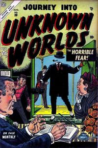 Cover Thumbnail for Journey into Unknown Worlds (Marvel, 1951 series) #30