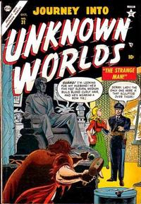 Cover Thumbnail for Journey into Unknown Worlds (Marvel, 1951 series) #31
