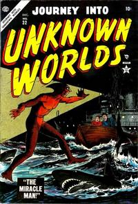 Cover Thumbnail for Journey into Unknown Worlds (Marvel, 1951 series) #32