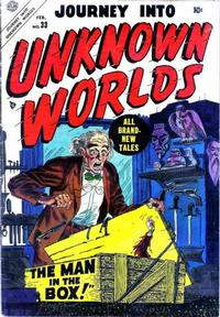 Cover Thumbnail for Journey into Unknown Worlds (Marvel, 1951 series) #33