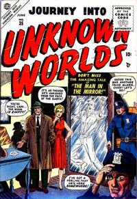 Cover Thumbnail for Journey into Unknown Worlds (Marvel, 1951 series) #35