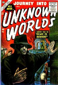 Cover Thumbnail for Journey into Unknown Worlds (Marvel, 1951 series) #39