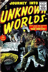 Cover Thumbnail for Journey into Unknown Worlds (Marvel, 1951 series) #42