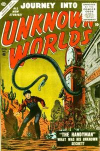 Cover Thumbnail for Journey into Unknown Worlds (Marvel, 1951 series) #48