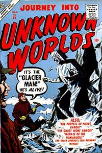 Cover Thumbnail for Journey into Unknown Worlds (Marvel, 1951 series) #55