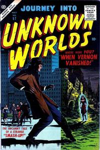 Cover Thumbnail for Journey into Unknown Worlds (Marvel, 1951 series) #57