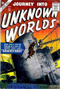 Cover Thumbnail for Journey into Unknown Worlds (Marvel, 1951 series) #58